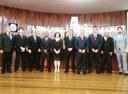 A Câmara Municipal realizou Sessão Especial e Solene de Posse com Custo Zero.