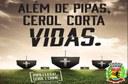 ALÉM DE PIPAS, CEROL E LINHA CHILENA CORTAM VIDAS!!