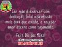 FELIZ DIA DAS MÃES!!