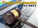 Pregão Presencial nº011/2017