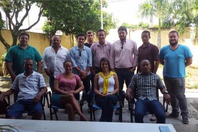 Vereadores estiveram em Monte Alto/SP conhecendo projeto CAPS